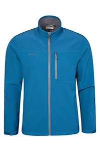Mountain Warehouse Caledonia Mens Softshell Jacket - £14.99 delivered @ Amazon / Dispatched from and sold by Mountain Warehouse