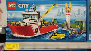 Lego Fire Boat 60109 £29.97 @ Asda - West Bridgford Nottingham (plus LOTS more Asda instore Lego Bargains)
