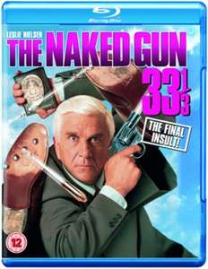 The Naked Gun 33 1/3 - The Final Insult (Blu-Ray) £3.60 Delivered (Using Code) @ Zoom