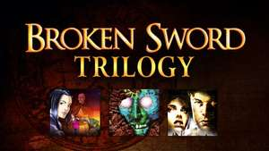 [Steam] Broken Sword Trilogy - £1.00 - Fanatical