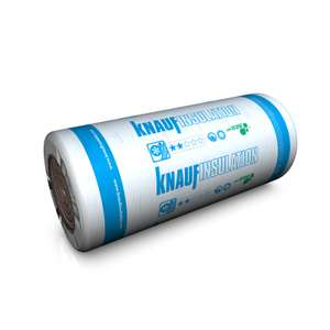 200mm loft insulation £11.99 a roll @ Homebase