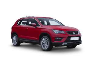SEAT Ateca Diesel Estate 1.6 TDI Ecomotive SE Technology 5dr Lease 24 Months £209.99 per month with £1889.89 initial (total £6929.65) @ Silverstone Fleet Management