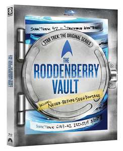 Star Trek: The Original Series - The Roddenberry Vault (Blu-Ray) Included In The 2 For £10.80 (Using Code)