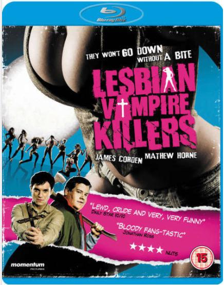 Lesbian Vampire Killers Blu-ray £7.99 / £9.98 delivered @ zavvi.