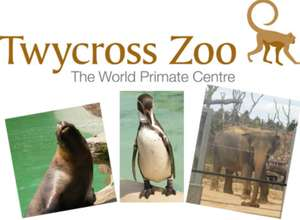 Tickets from JUST £5, for visits this weekend only! Twycross Zoo