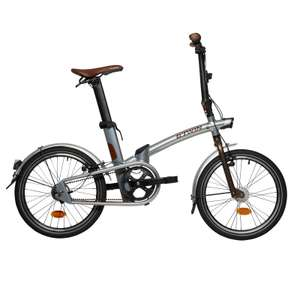 B'TWIN Tilt 940 1-Second Folding Bike for £399.99 reduced from £549 @ Decathlon