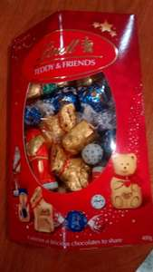 LINDT TEDDY AND FRIENDS FAMILY PACK (400g) £3.56 at COSTCO instore