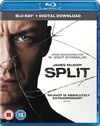 Split (Blu-ray) £4.49 (Prime) £6.48 (Non Prime) @ Amazon