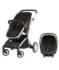 Mothercare Roam Four Wheel BASE PACK travel system £50 reduced from £260 free delivery