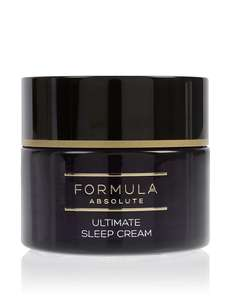 FREE Skin Booster (worth £19) w/ purchase of Absolute Sleep & Lip Eye Cream £40 - Free C&C @ Marks and spencer