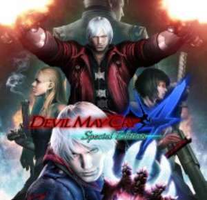 Devil may cry 4 special edition ONLY £7.99 @ PSN