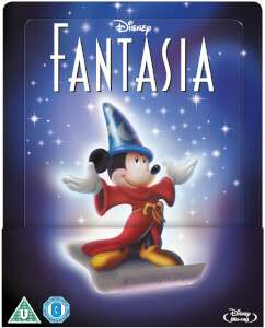 Zavvi Disney Blu Ray Steel books reduced to £12.99 plus other big reductions on steel books