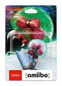 Metroid amiibo - Metroid collection PREORDER £12.99 prime / £14.98 non prime @ Amazon