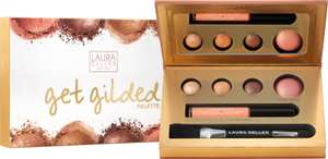 Laura Geller - Get Gilded Palette £13.50 @ Escentual - Free C&C    or £1.95 S&S for under £30