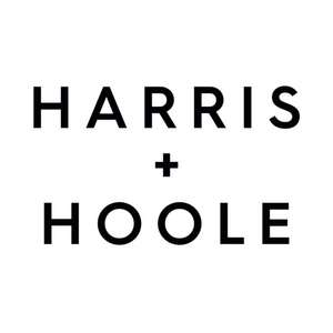 Free Large Coffee Voucher with purchase @ Harris and Hoole