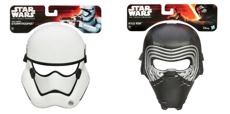 Star Wars: The Force Awakens Mask Assortment @ Argos