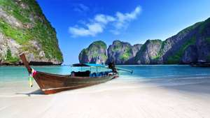 £279pp - Manchester to Phuket, Thailand - Fly Tomorrow 1040AM