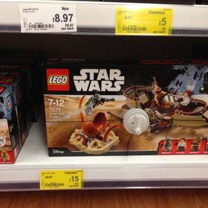 Lego 75174 reduced to £15 in-store at Asda Home, Stafford. See listing for full list