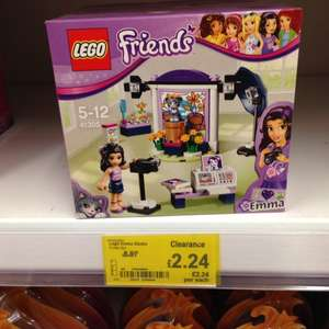 Lego Friends sets 41305 and 41307 reduced to £2.24 in-store at Asda Home Stafford