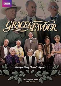 Grace & Favour (Are You Being Served? Again!): The Complete Series DVD £12 Amazon