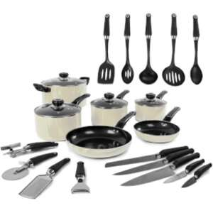 Morphy Richards 970052 6 Pan 14 tool set £52.99 @ The Hut