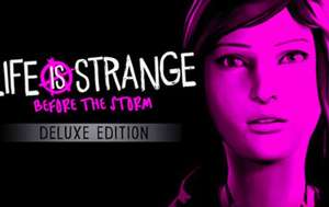 Life is Strange: Before the Storm (Deluxe edition) [steam]  £13.99 at Humblebundle