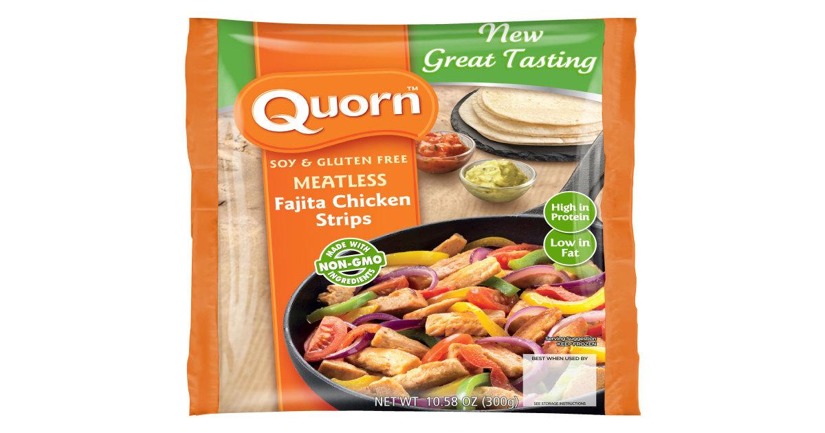 Quorn 300g Fajita 'Chicken' Strips - 59p @ Farmfoods