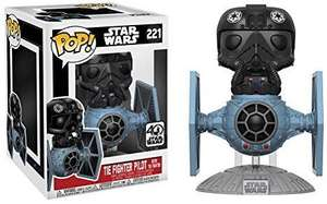 Funko Pop vinyl tie fighter pilot £12.99 (Prime) / £16.98 (non Prime) at Amazon