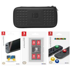 Nintendo Switch Essential Pack £32.99 @ Nintendo with further 5.25% Cashback!