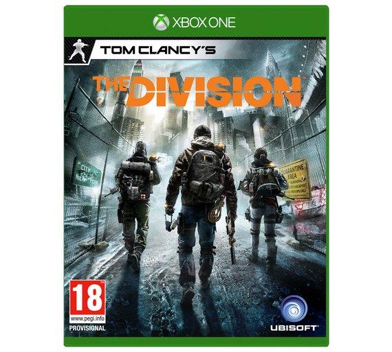 The Division [XBox] £7.99 @ Argos