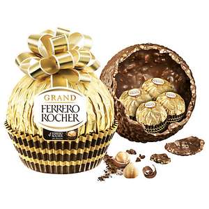 Grand Ferrero Rocher £2.75 at John Lewis (+ £2 c&c / £3.50 delivery)