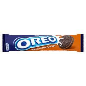 Oreo Peanut Butter Biscuits 3 for £1 @ Heron