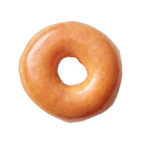 Free Krispy kreme donuts at Victoria railway station (London)