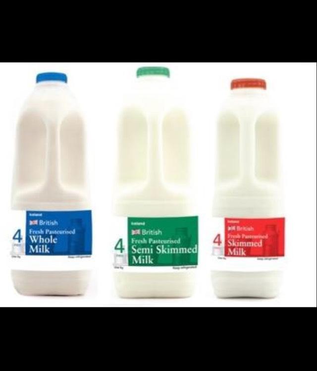 8 pints of Milk for £2 @ Spar