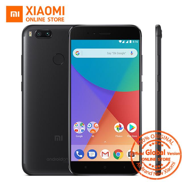 Global Version Xiaomi Mi A1 4GB 64GB Smartphone - £152 - Gold £155.61 - Black Ali Express