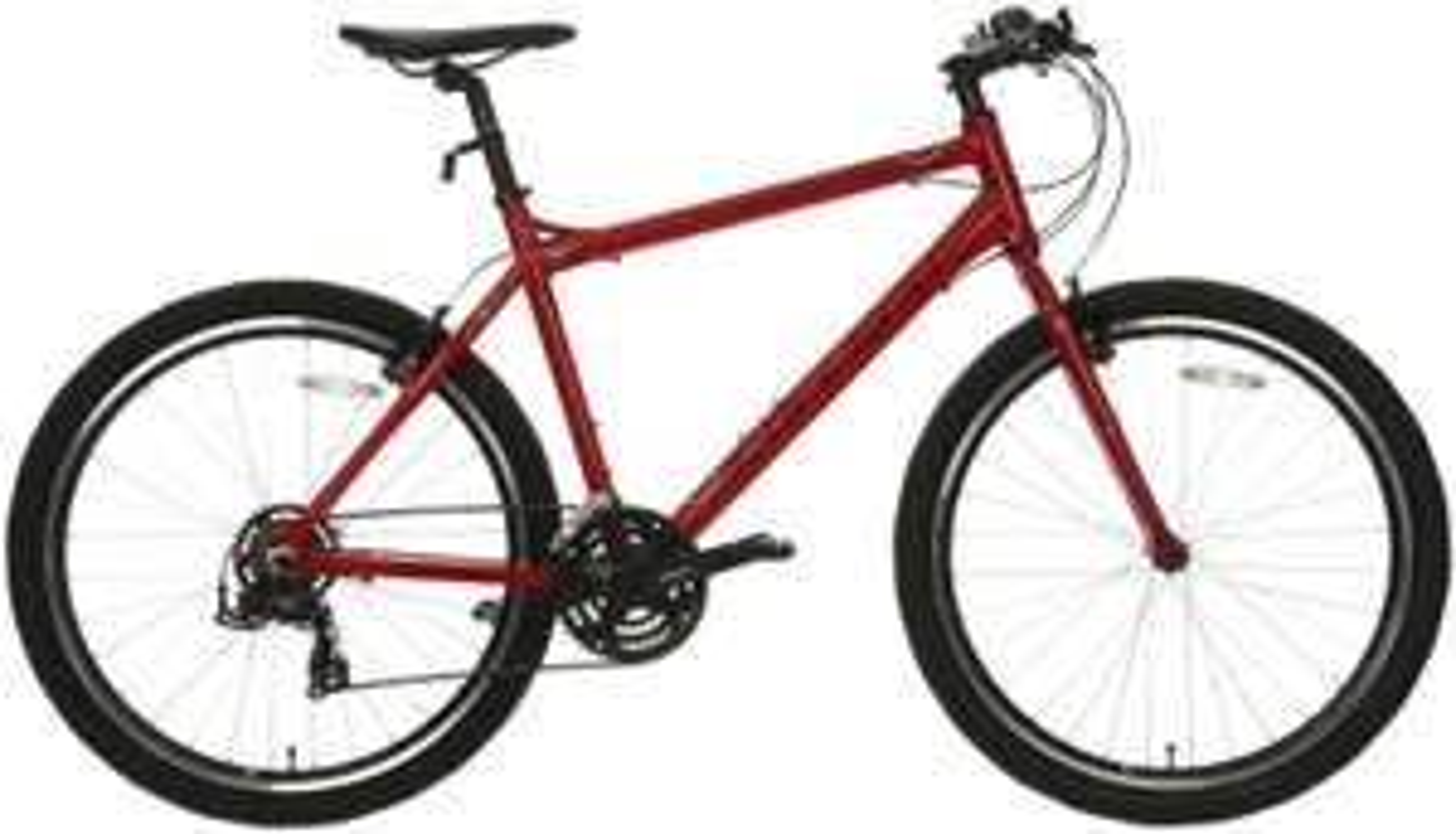"Carrera Axle Mens Hybrid Bike Bicycle Red 27.5"" Aluminium wheels 21 Speed, £180 from Halfords"