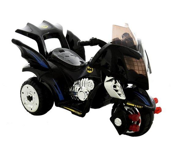 Batman 6V Battery Operated Trike - £67.99 - now £59.99 @ Argos