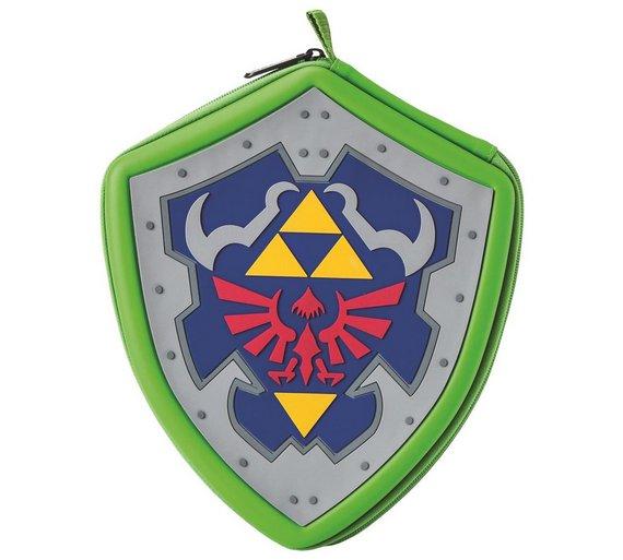 Nintendo DS/2ds/3ds Zelda Hylian Shield Case £4.99 @ Argos