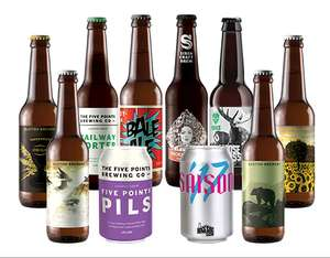 Beer 52 8 beers for £12.00 delivered no subscription