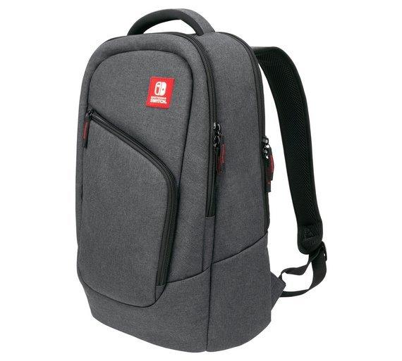 Nintendo Switch Elite Players Backpack was £29.99 now £19.99 @ Argos / Argos eBay & Amazon
