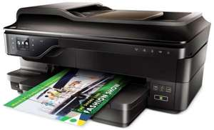 HP Officejet 7612 A3 Wireless All-in-One Printer £99 printer with £70 cashback