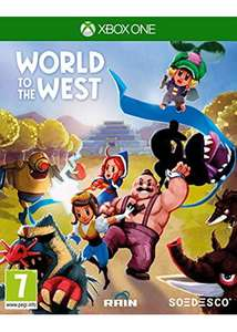 World to the West (Xbox One) £9.99 Delivered @ Base