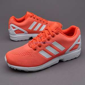 Better Service Black Casual Unisex Adidas Zx Flux Breathable Running Crimson Shoes