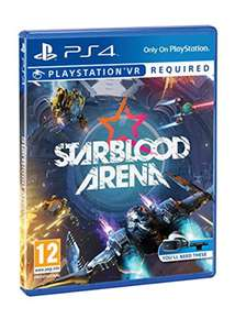 StarBlood Arena (PSVR) £5.85 Delivered @ Base