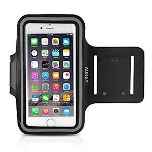 Still running as a New year res? Yeah right, but carry on kidding yourself with an Aukey smart phone armband for £1 with prime / £4.99 non Prime (£4.99 off promo) - Sold by Tianyue Dazzling and Fulfilled by Amazon