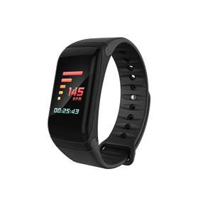 F1 Plus Smart Wristband - Touch Screen Fitness Tracker, Heart Rate Monitor, Blood Pressure Monitor, Pedometer and more £13.08 delivered at TomTop