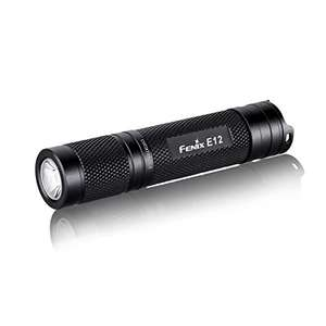 Fenix E12 LED Torch uses 1xAA (Battery inc) Free Delivery - £22.99 @ Amazon