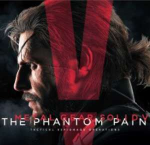 MGS V - The Phantom Pain - £6.49 @ Playstation PSN