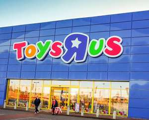 Closing Down Clearance - Toys R Us Doncaster