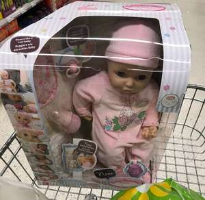 Baby Annabelle - £15 instore @ Asda (Bournemouth)